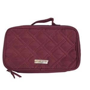 Vera Bradley Quilted Make-up Bag